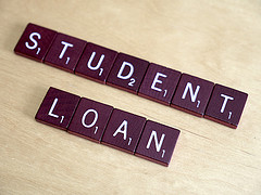 What makes student loan repayment more likely?